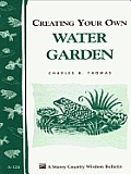 Creating Your Own Water Garden