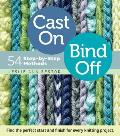 Cast On Bind Off 54 Step by Step Methods