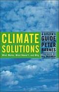 Climate Solutions A Citizens Guide