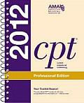Cpt 2012 Professional Edition Current Procedural Terminology (11 Edition)