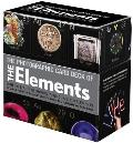 The Photographic Card Deck of the Elements: With Big Beautiful Photographs of All 118 Elements in the Periodic Table Cover