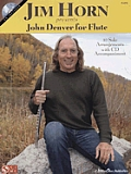 Jim Horn Presents John Denver for Flute [With CD]