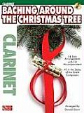 Baching Around the Christmas Tree Clarinet With CD