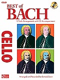Best of Bach, Cello [With CD (Audio)]
