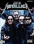 Best of Metallica: Transcribed Full Scores