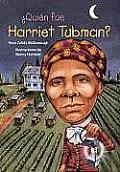 Quien Fue Harriet Tubman