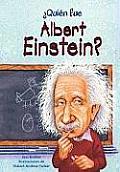 Quien Fue Albert Einstein? (Who Was Albert Einstein?) (Quien Fue? / Who Was?)