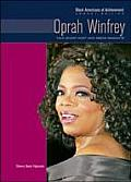 Oprah Winfrey Talk Show Host & Media Magnate