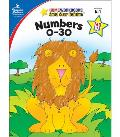 Numbers 0-30 Grade K-1 (Home Workbooks)