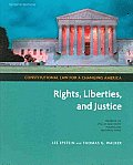 Constitutional Law for a Changing America: Rights, Liberties, and Justice, 7th Edition + Archive Access
