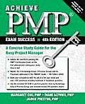 Achieve Pmp Exam Success with CD: A Concise Study Guide for the Busy Project Manager