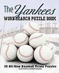 Yankees Word Search Puzzle Book