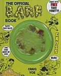 The Official Barf Book [With Fake Vomit]