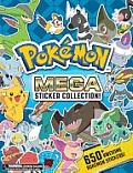 Pokemon Mega Sticker Collection!