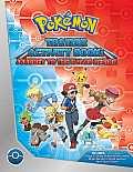 Pokemon Trainer Activity Book: Journey to the Kalos Region (Pokemon)
