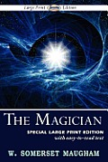 The Magician (Large Print)
