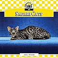 Safari Cats (Checkerboard Animal Library: Cats)