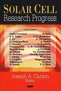 Solar Cell Research Progress