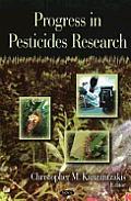 Progress in Pesticides Research