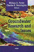 Groundwater Research and Issues