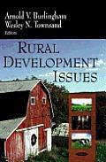 Rural Development Issues