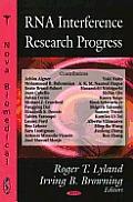 Rna Interference Research Progress