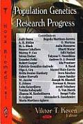 Population Genetics Research Progress