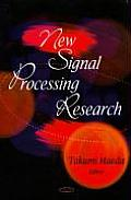 New Signal Processing Research