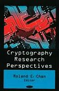Cryptography Research Perspect