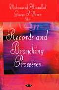 Records & Branching Processes
