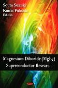 Magnesium Diboride (MGB2) Superconductor Research