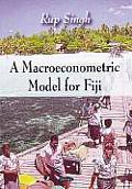 A macroeconometric model for Fiji