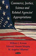 Commerce, Justice, Science Related Agencies' Appropriations