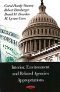 Interior Environment, and Related Agencies Appropriations