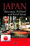 Japan: Economic, Political and Social Issues