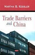Trade Barriers & China