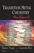 Transition Metal Chemistry: New Research