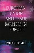 European Union & Trade Barrier
