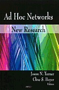 Ad hoc networks; new research