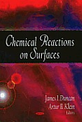 Chemical Reactions on Surfaces