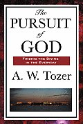 The Pursuit of God Cover