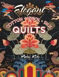 Elegant Cotton Wool Silk Quilts Cover