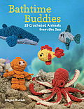 Bathtime Buddies 20 Crocheted Animals from the Sea