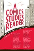 A Comics Studies Reader Cover