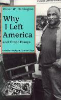 Why I Left America and Other Essays