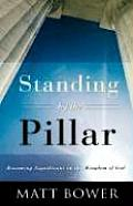 Standing by the Pillar