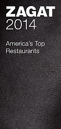 Zagat America's Top Restaurants (Zagat Survey: America's Top Restaurants Leather)