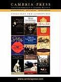 Cambria Press Languages and Literatures Catalog