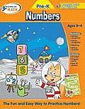 Hooked on Math Pre-K Numbers Workbook