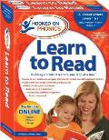 Hooked on Phonics Learn to Read Pre-K Complete (Learn to Read)